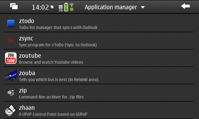 IRC log for #maemo on 20100529